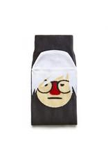 Chatty Feet Character Socks, Andy Sock-Hole