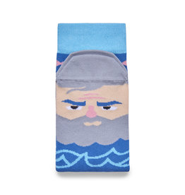 Chatty Feet Character Socks, Ernestoe Hemingway