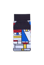 Chatty Feet Character Socks, Feet Mondrian
