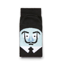 Chatty Feet Character Socks, Sole-Adore Dali