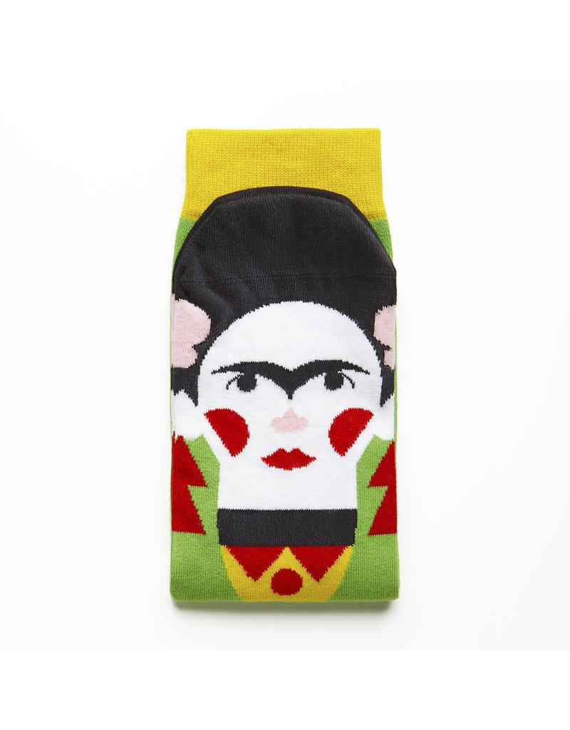 Chatty Feet Character Socks, Frida Callus