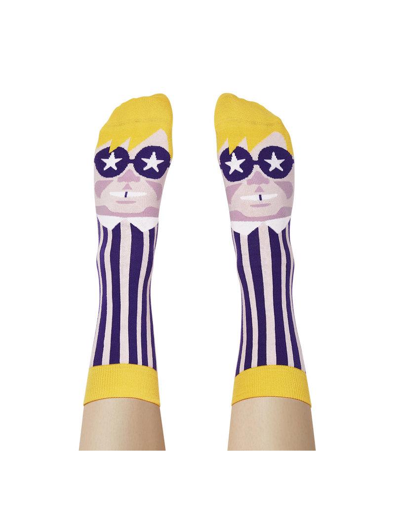 Chatty Feet Character Socks, Eltoe John