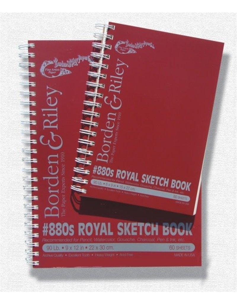 Borden Riley Borden & Riley Royal Sketch