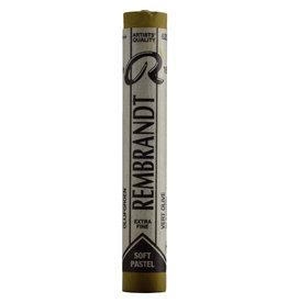 Talens Rembrandt Pastel Olive Green 620