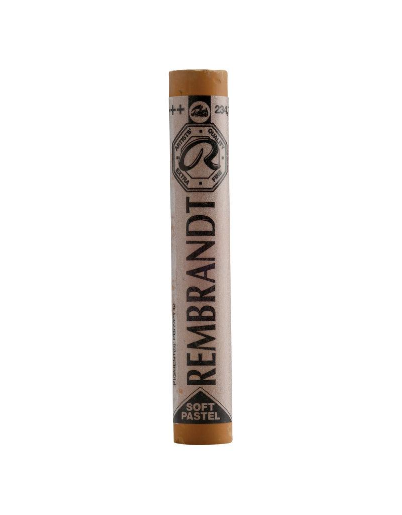Talens Rembrandt Pastel Raw Sienna 234. 7