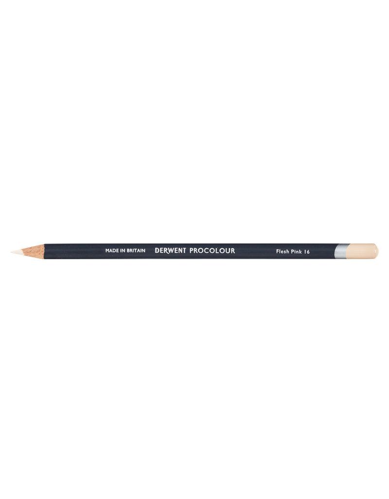 Derwent Procolour Pencil Flesh Pink