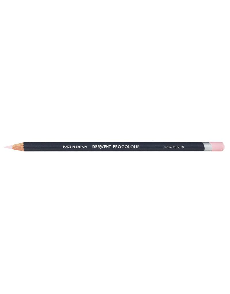 Derwent Procolour Pencil Rose Pink