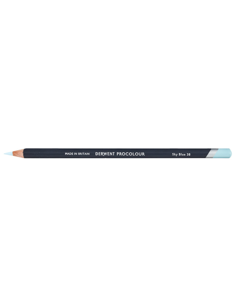 Derwent Procolour Pencil Sky Blue