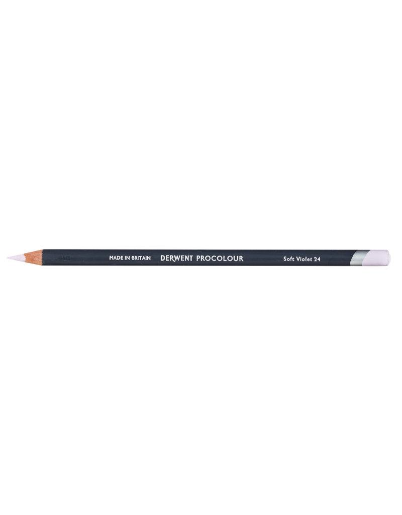 Derwent Procolour Pencil Soft Violet