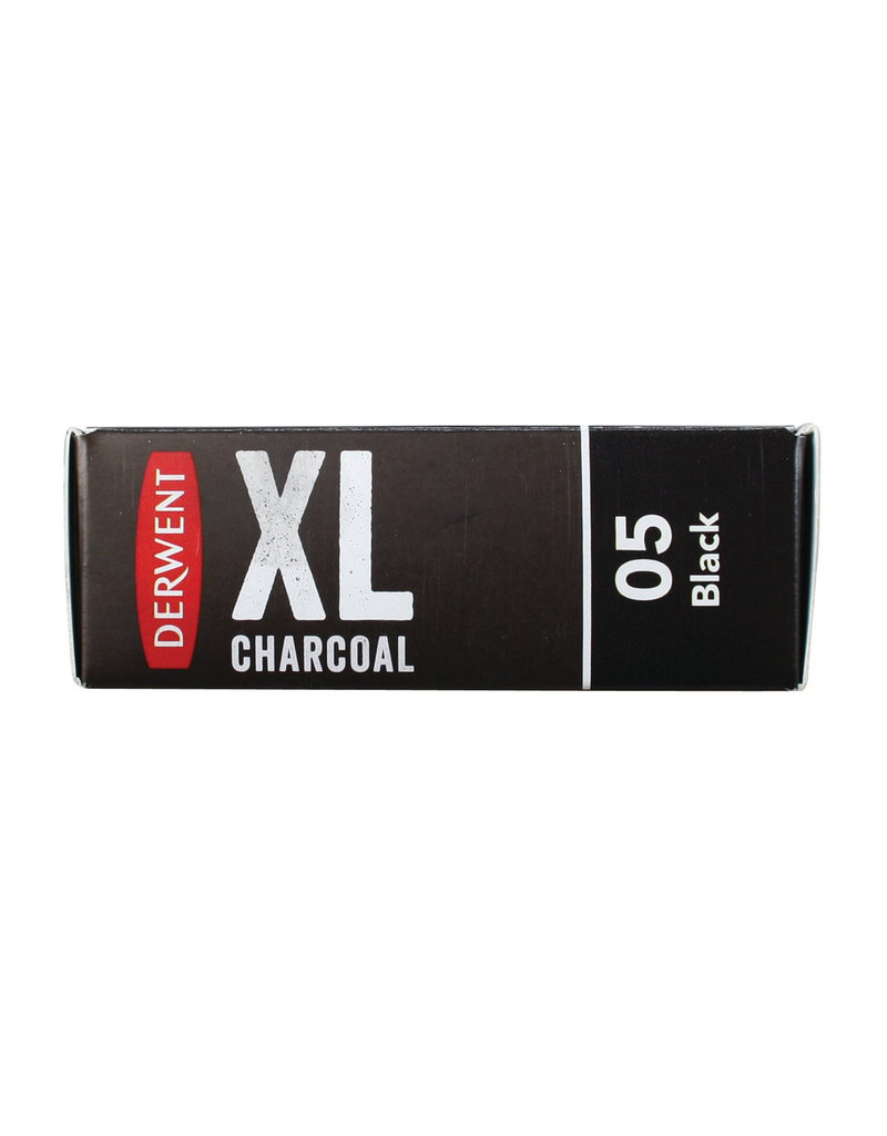 Derwent Xl Block Charcoal Black