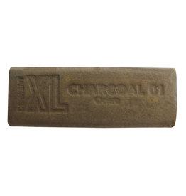 Derwent Xl Block Charcoal Ochre