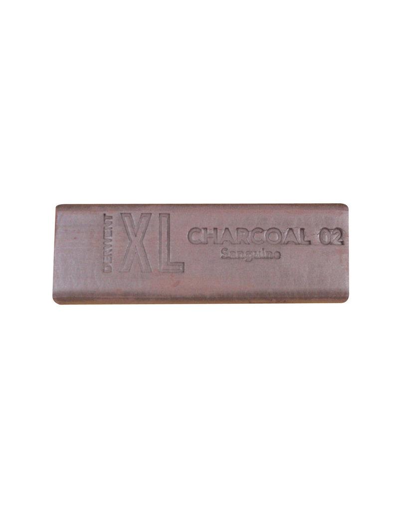 Derwent Xl Block Charcoal Sanguin