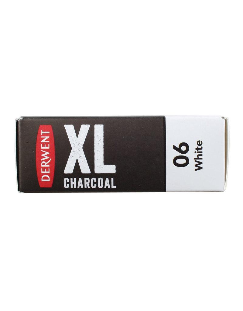 Derwent Xl Block Charcoal White