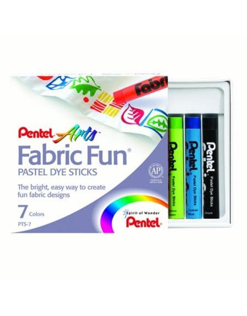 Pentel Dyeing Pastel Set Of 7