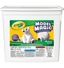 Crayola Model Magic 2Lb White Tub