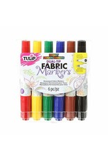 Tulip 6-Pack Dual Tip Markers Primary Colors