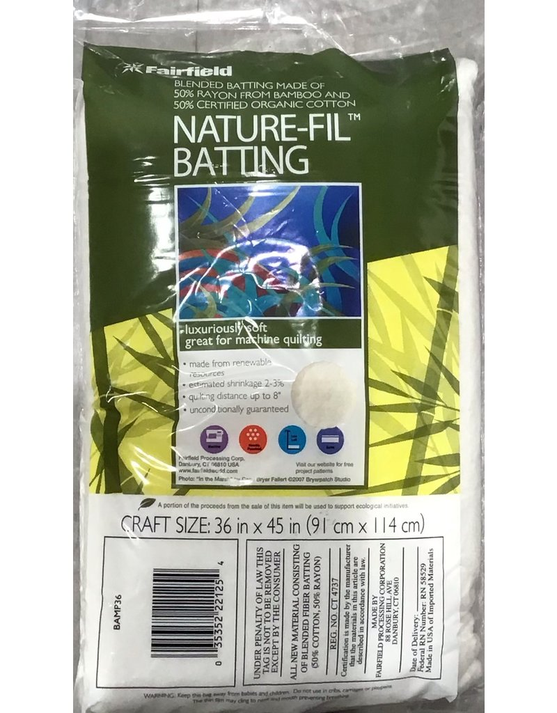 Fairfield Nature-Fil Batting