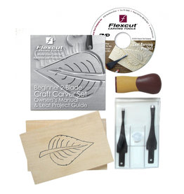 Flexcut Craft Carver Beginner Set 7Pc