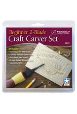 Flexcut Craft Carver Beginner Set 7Pc