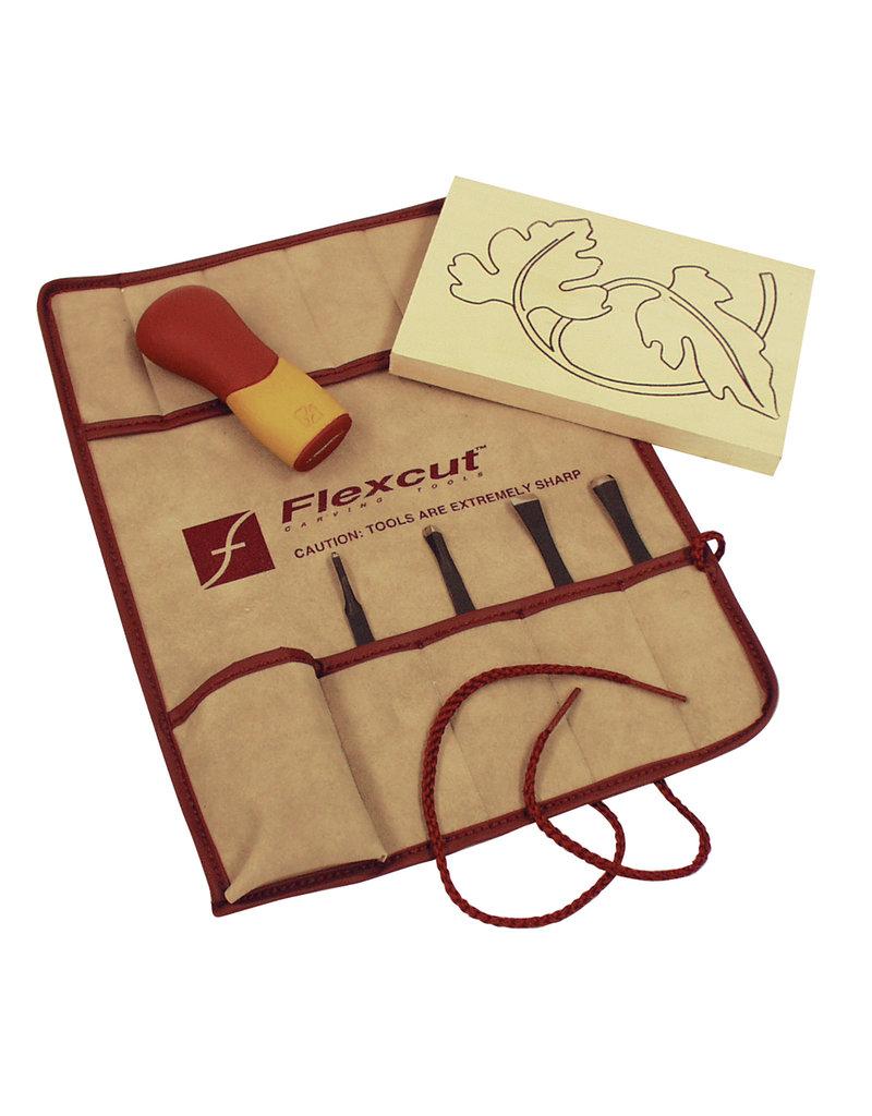 Flexcut Craft Carver Blade Set 5Pc