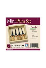 Flexcut Mini Palm Tool Set