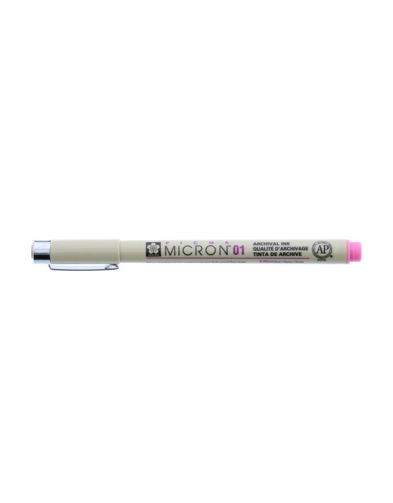 Sakura Micron Pen 01 - .25Mm Rose