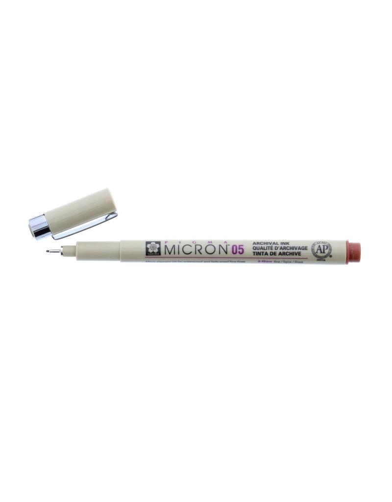 Sakura Micron Pen 05 - .45Mm Brown