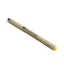 Sakura Micron Pen 05 - .45Mm Yellow