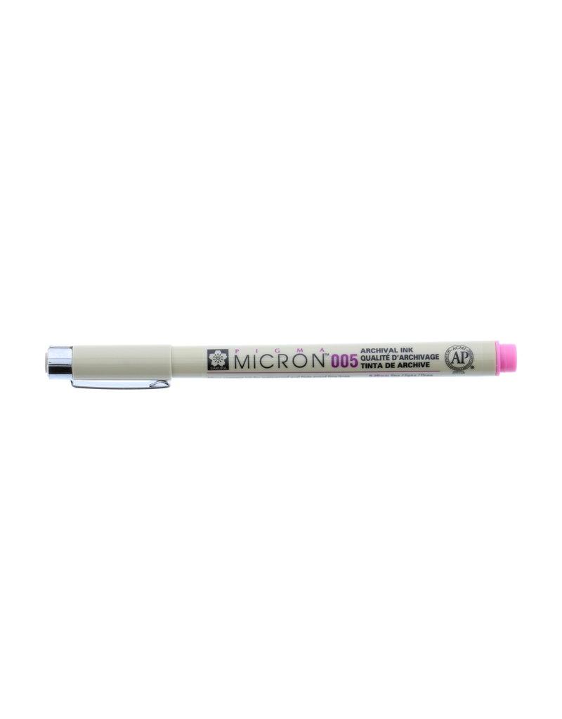 Sakura Micron Pen 005 - .20Mm Rose