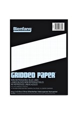 Speedball Bienfang Designer Grid Paper Pad 11x17 -- 4X4 Grid