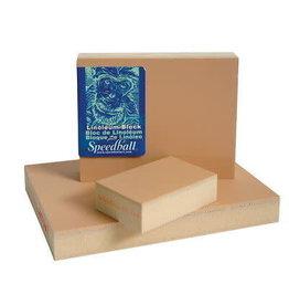 Speedball Lino Block Tan 8''x10''