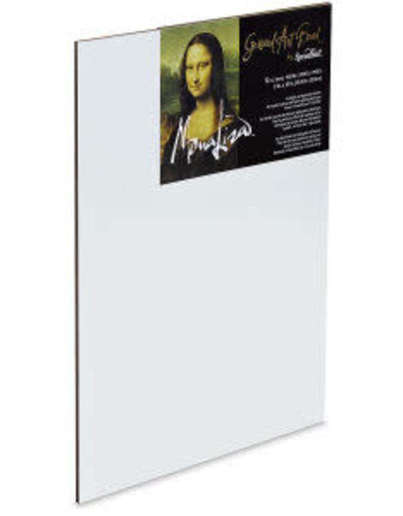 Speedball Gessoed Art Board (Coated One Side) 16''X20