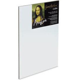 Speedball Gessoed Art Board (Coated One Side) 12''X16