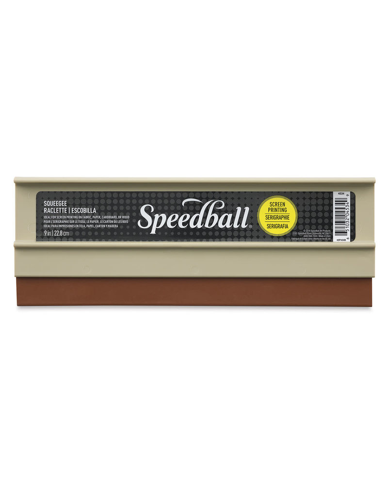 Speedball Craft Fabric Squeegee 9''