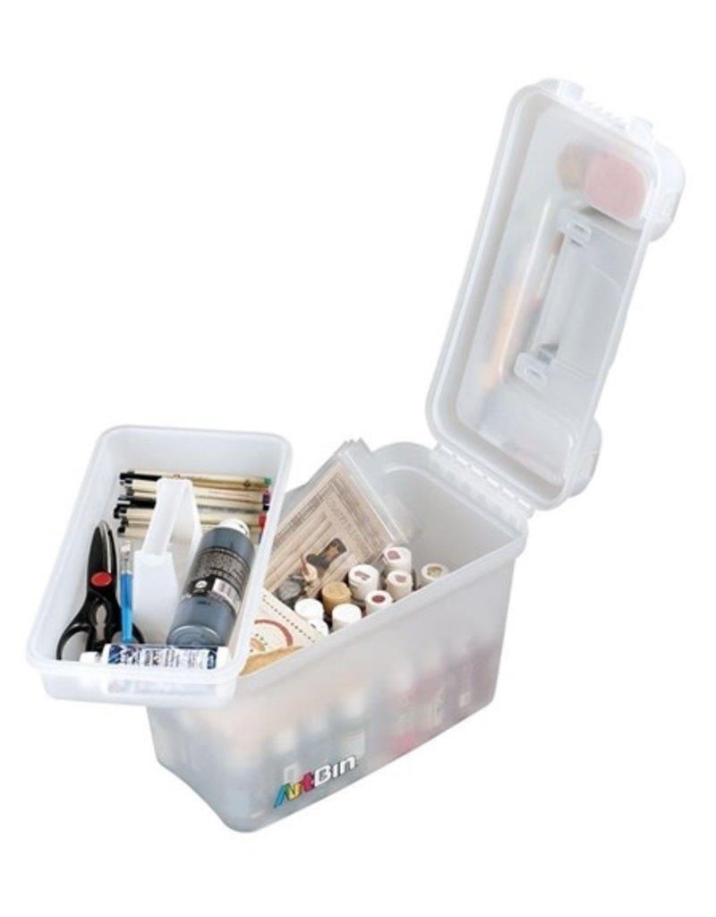 Artbin Sidekick Storage Box Clear