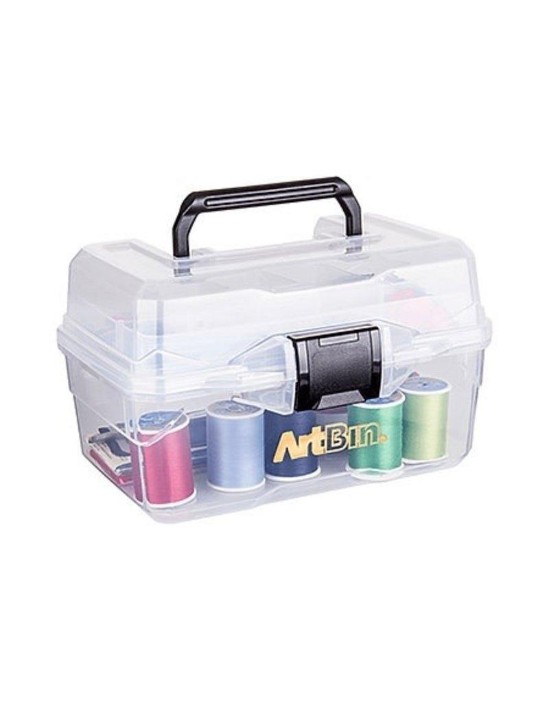 Artbin Project Box 9X6.75X5.5 Trans