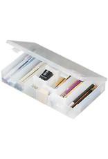 """Artbin Infinite Divider Boxes, ArtBin 600 11""""W x 6-3/4""""D x 1-3/4""""H"""