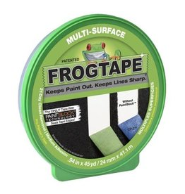 "Duck Tape FrogTape Multi-Surface Masking Tape, .94"" x 60 yards"