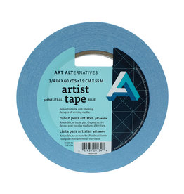 Art Alternatives Tape Artist Blue 3/4Inx60Yd