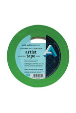 Art Alternatives Tape Artist Green 3/4Inx60Yd