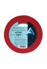 Art Alternatives Tape Artist Red 3/4Inx60Yd