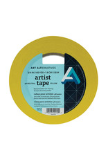 Art Alternatives Tape Artist Yellow 3/4Inx60Yd