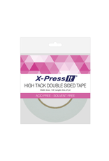 X-Press it High Tack Double Sided Tissue Tape (1/8'' X 27Yds)