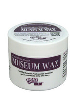Quake Hold! Crystalline Clear Museum Wax