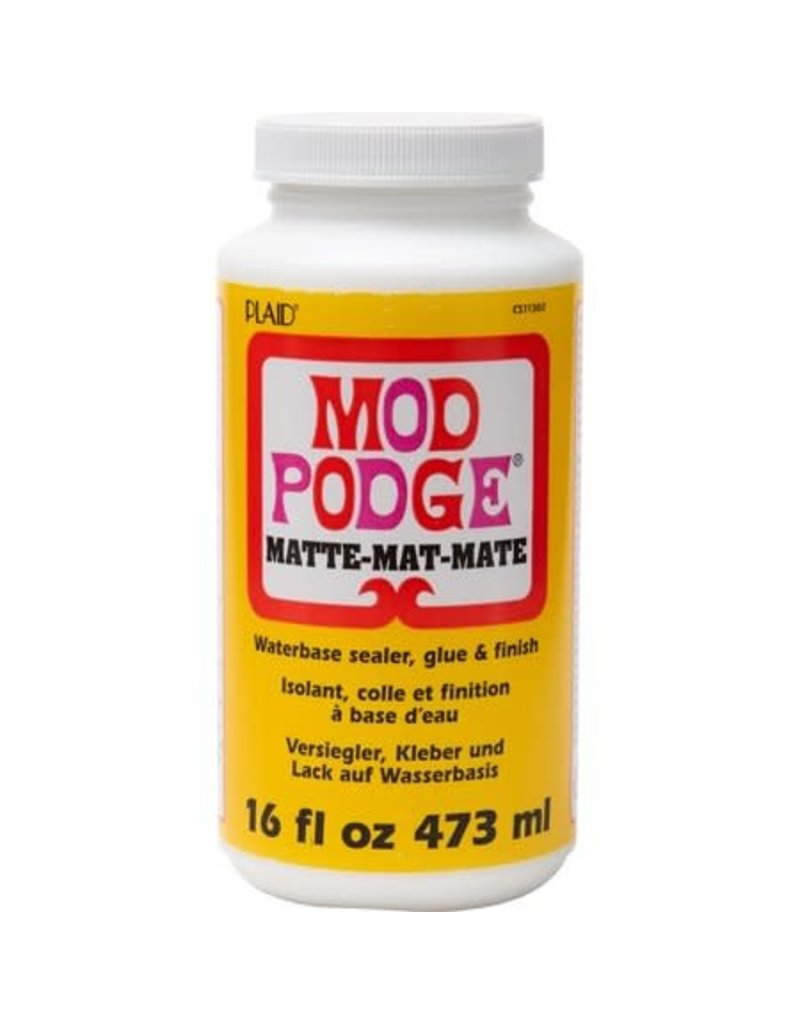 Plaid Mod Podge Matte 16Oz