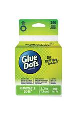 Glue Dots Glue Dots Rl Removable 200 Dot
