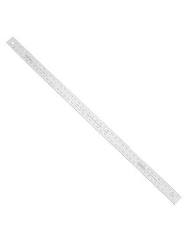 "48"" Aluminum Straight Edge Measuring Rule"