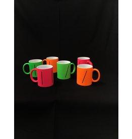 MICA Neon Mug 3 lines