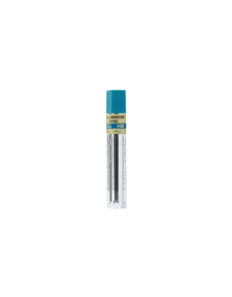 Pentel Lead Mechanical Pencil .7Mm Hb ( 12/Tube)