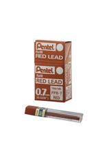 Pentel Lead Mechanical Pencil .7Mm Red (12/Tube)